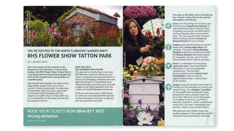 Tatton Leaflet
