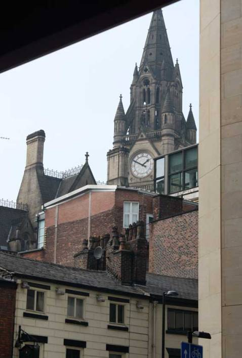 View of Manchester Town Hall