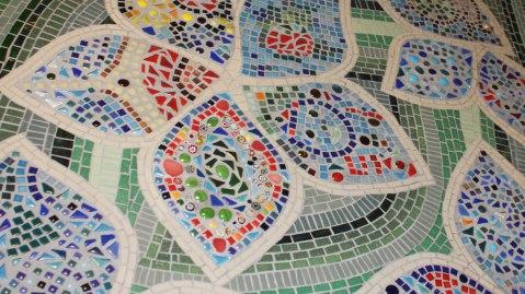 RBH mosaics - detail
