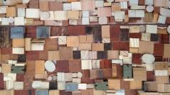Wooden-Mosaics
